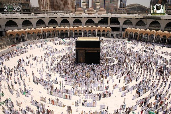 المعيقلي في أوّل خطبة بالمسجد الحرام (4)