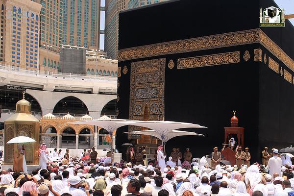 المعيقلي في أوّل خطبة بالمسجد الحرام (7)