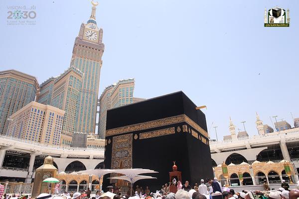 المعيقلي في أوّل خطبة بالمسجد الحرام (8)
