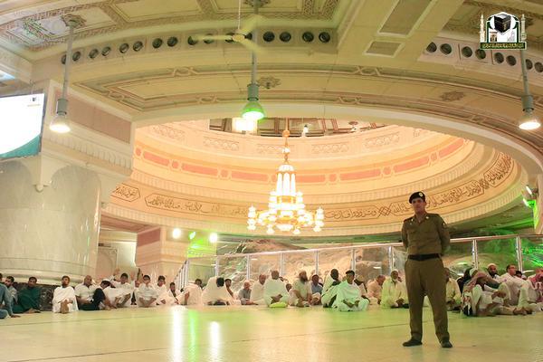 المعيقلي في أوّل خطبة بالمسجد الحرام (9)
