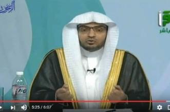 بالفيديو.. #المغامسي: ذكاء عبد الملك بن مروان خانه في هذا الموقف - المواطن