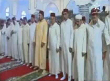 المغرب - صلاة