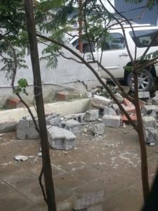 المفارجة بمنطقة الباحة وفاة رجل في حادث سيارة بعد سقوط الأمطار3