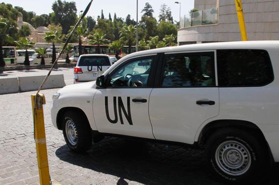 المفتشون الدوليون يبدأون في تدمير الترسانة الكيميائية السورية - المواطن