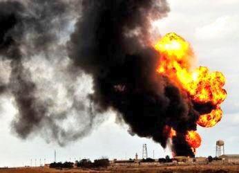 المقاومة الوطنية الأحوازية تستهدف أنابيب النفط الإيرانية في منطقة جحر السبع