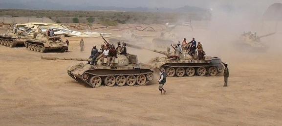 المقاومة اليمنية الجيش
