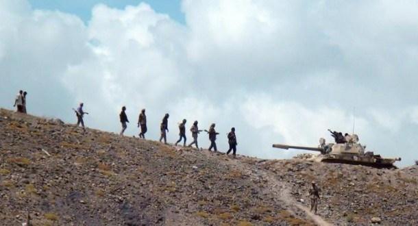 المقاومة اليمنية الشعبية