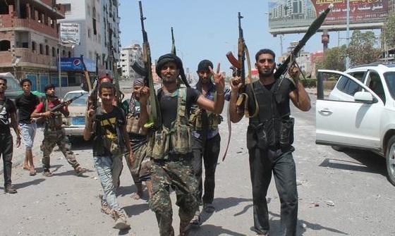 المقاومة-اليمن