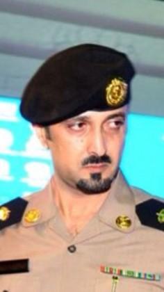 المقدم بندر بن عبدالرحمن بن عبدالهادي
