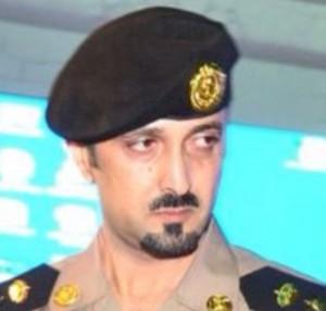المقدم بندر عبدالرحمن الغامدي