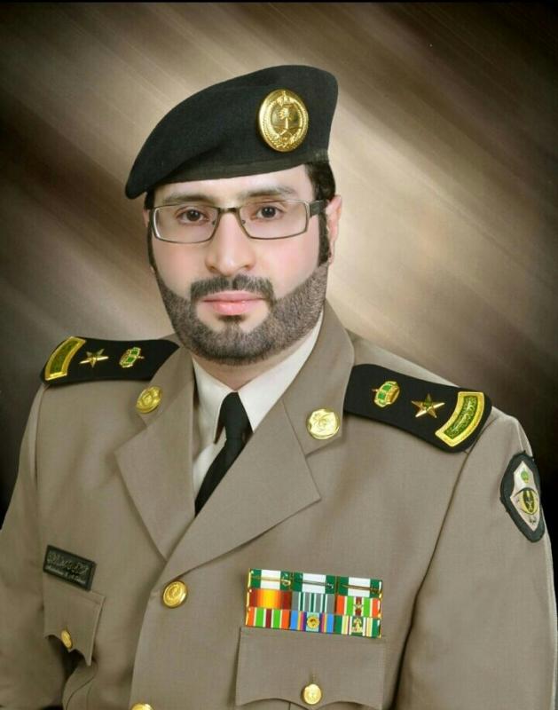 المقدم عبدالرحمن الزهراني-1