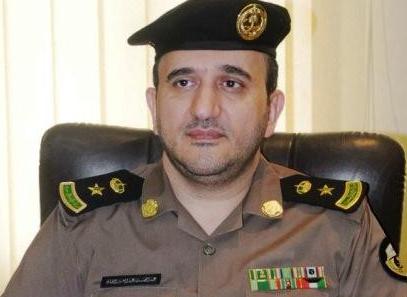 المقدم عبدالمحسن الميمان