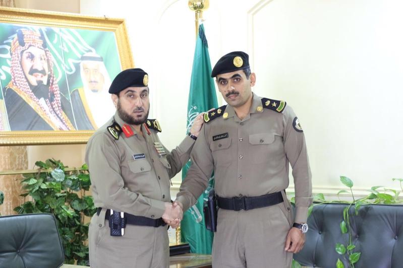 المقدم محمد بن عبدالله الشهراني