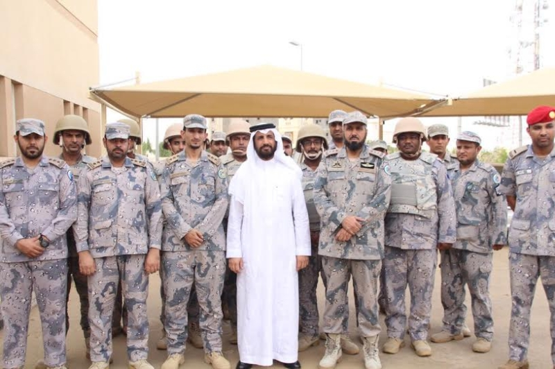 المقرن مع الجنود 2