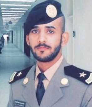 الملازم نايف عبدالله سعيد ال هطلاء