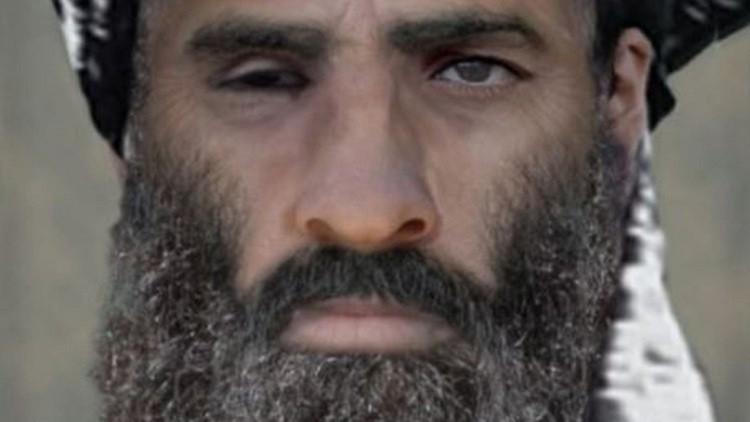 الملا محمد عمر مؤسس حركة طالبان في افغانستان