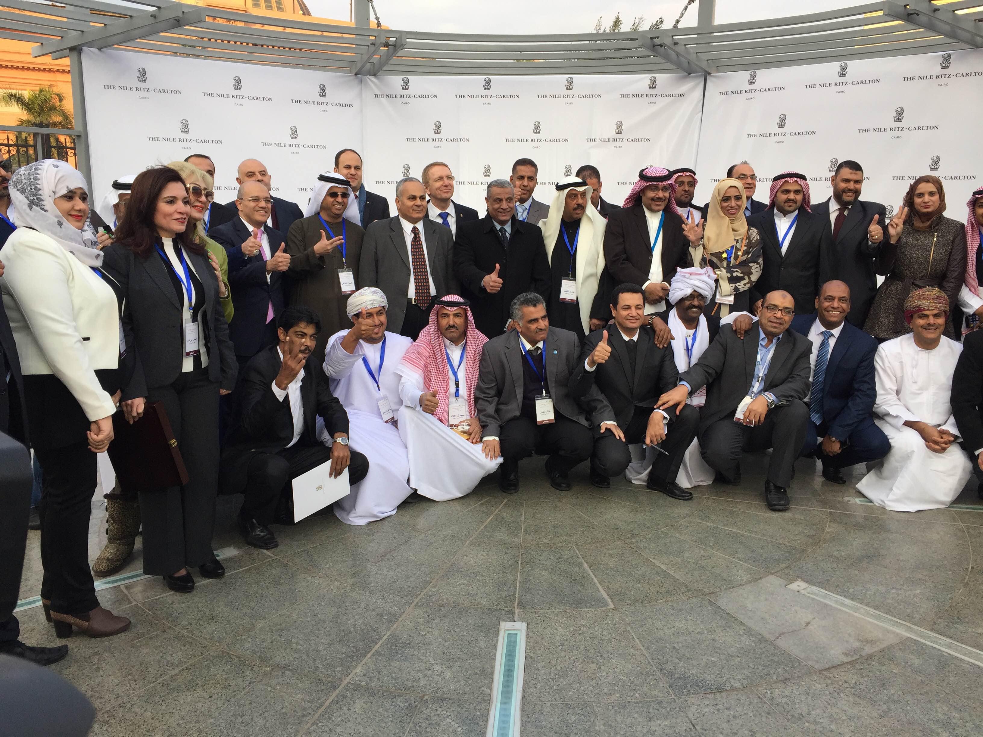 الملتقى العربي الثامن للإعلام السياحي مهرجان الشيخ سلطان (2)
