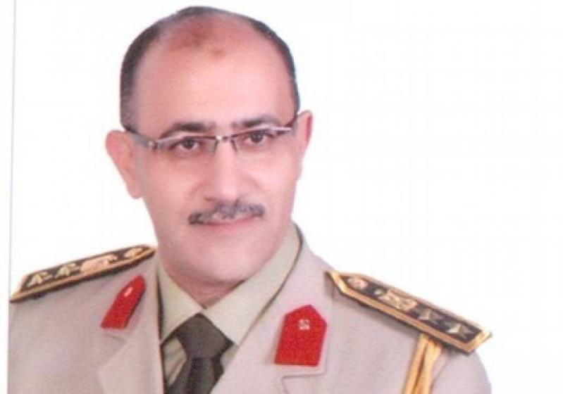 الملحق العسكري المصري بالمملكة العميد أركان حرب محمد أبو بكر على