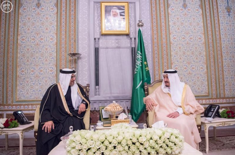 الملك - البحرين