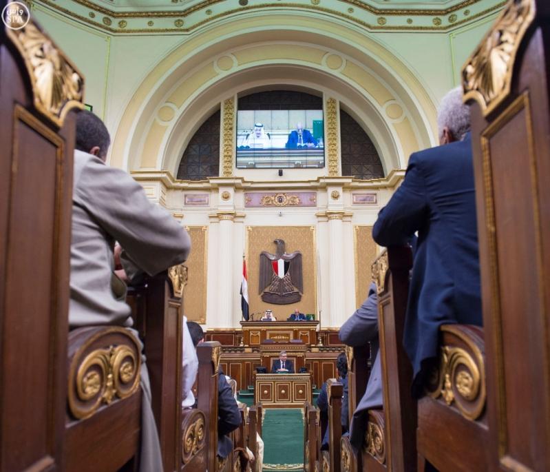 الملك امام مجلس النواب16