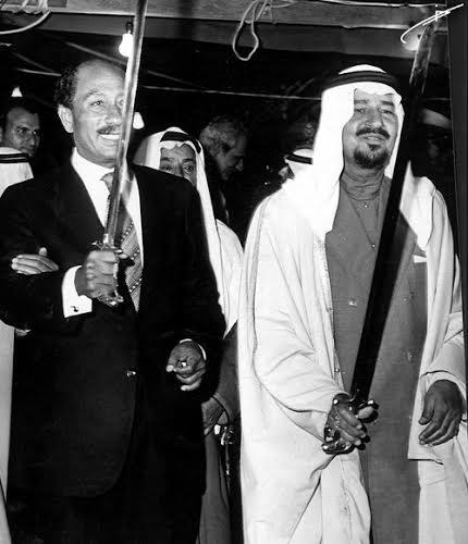 الملك خالد في مصر2