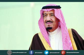 الملك في اتصال هاتفي بأسرتي شهيدي الواجب العتيبي والتركي: سنتصدى بكل حزم للإرهاب - المواطن