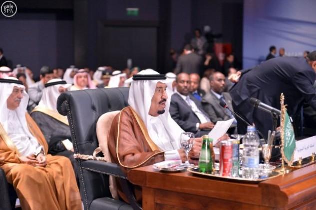 الملك=-سلمان-في القمة-العربية
