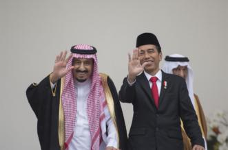 الملك لرئيس إندونيسيا: الزيارة وضعت أسساً لمرحلة جديدة في العلاقات بين البلدين - المواطن
