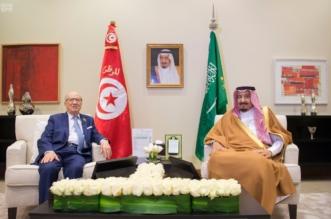 بالصور.. الملك يعقد سلسلة اجتماعات مع قادة العرب على هامش القمة العربية - المواطن