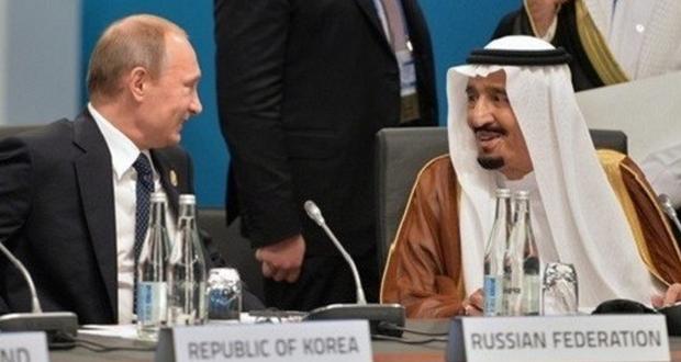 4 ملفات رئيسية على طاولة لقاء الملك وبوتين في روسيا