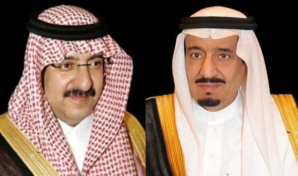 الملك-سلمان-و محمد-بن-نايف