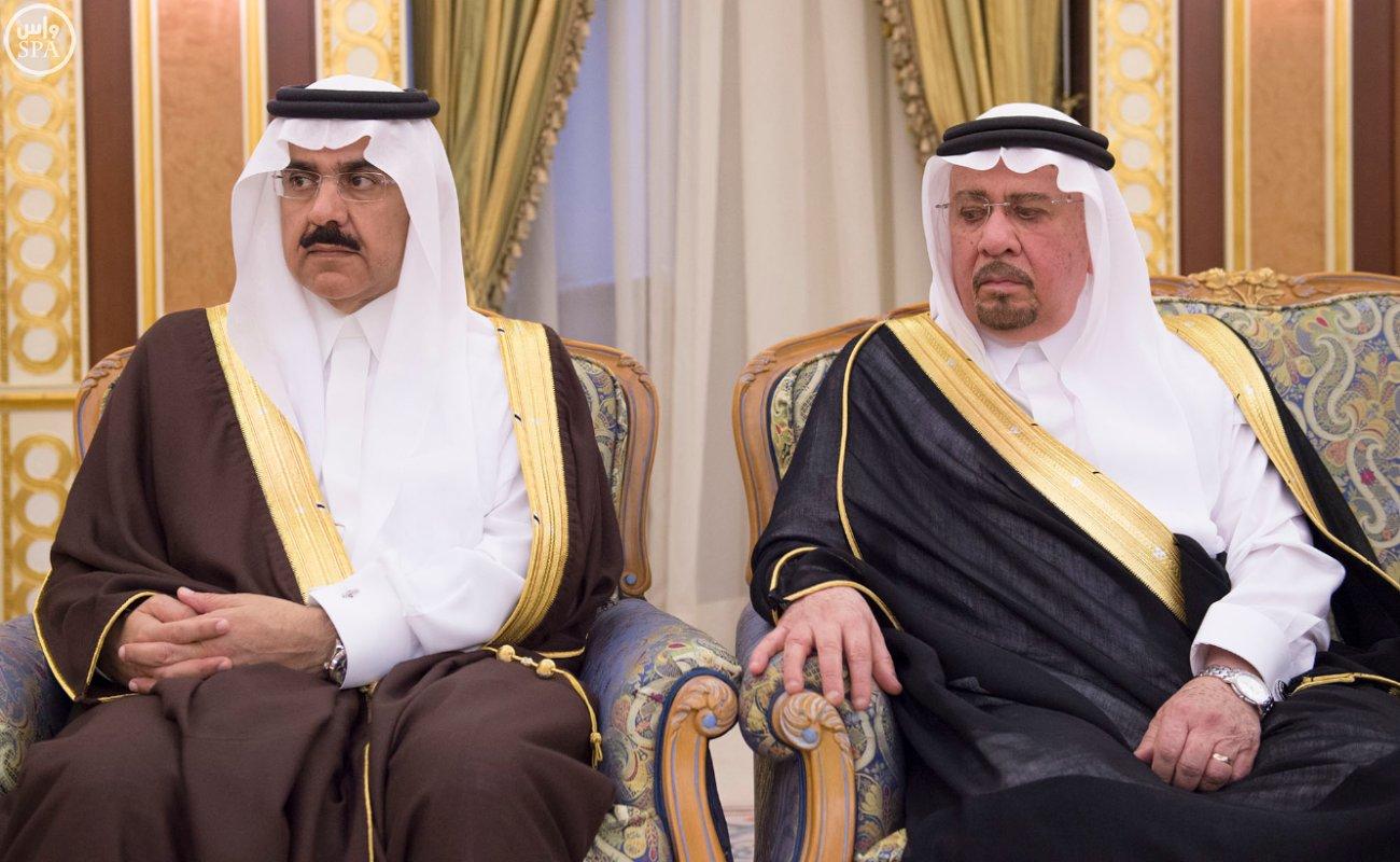 الملك سلمان يتسلم أوراق اعتماد 12 سفيراً لدى السعودية (1)