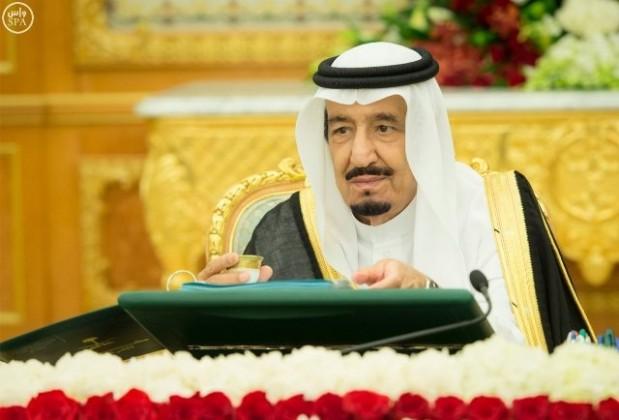 الملك-سلمان-يرأس-مجلس-الوزراء