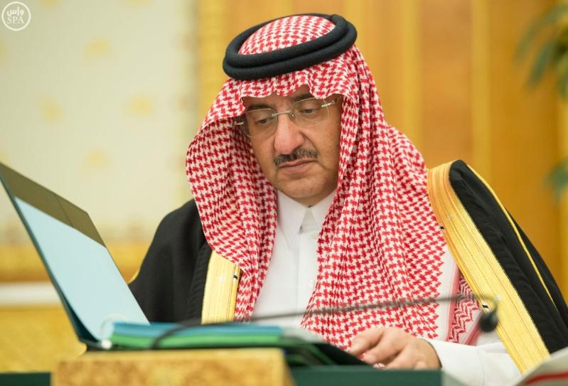 الملك سلمان يرأس مجلس الوزراء5