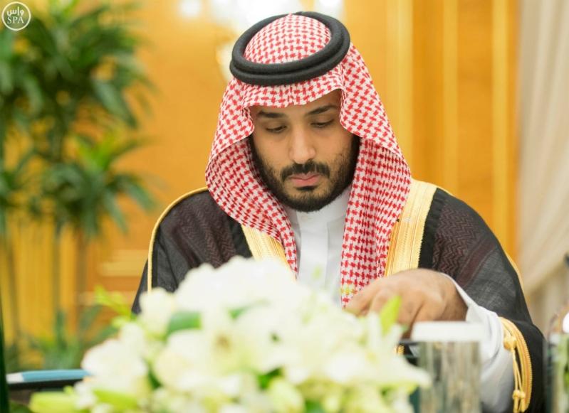 الملك سلمان يرأس مجلس الوزراء6