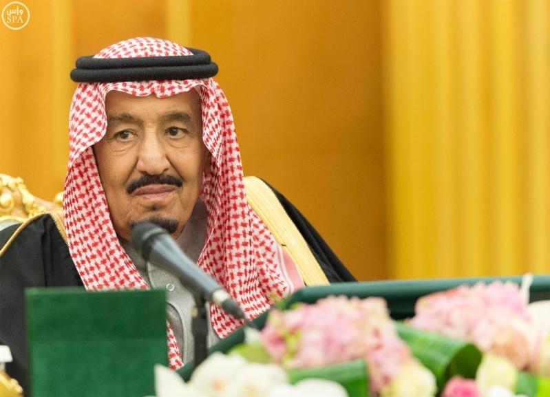 الملك سلمان يرئس الميزانية العامة للدولة 3