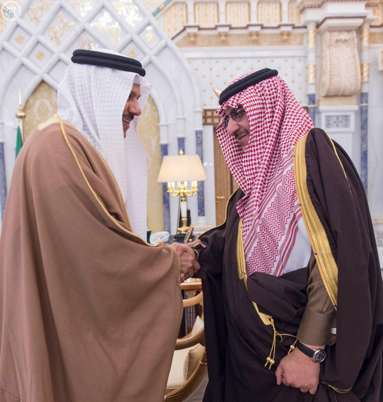 الملك-سلمان-يستقبل-عبداللطيف-الزياني (1)