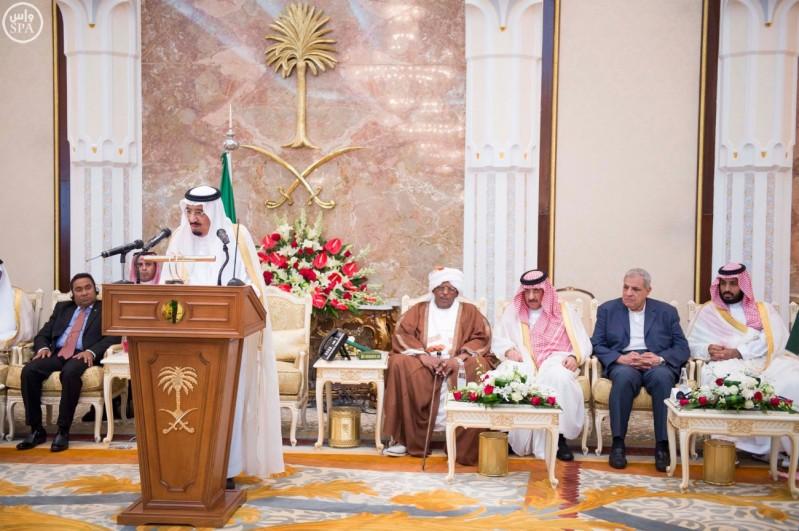 الملك-سلمان-يستقبل-قادة-الدول-الاسلامي (11)