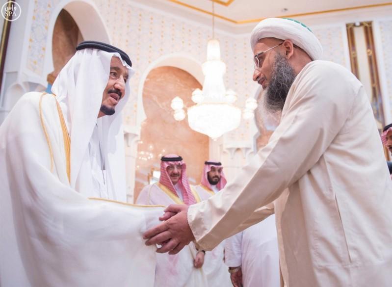 الملك-سلمان-يستقبل-قادة-الدول-الاسلامي (13)