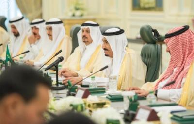 الملك سلمان يعقد جلسة مباحثات مع الرئيس التركمانستي