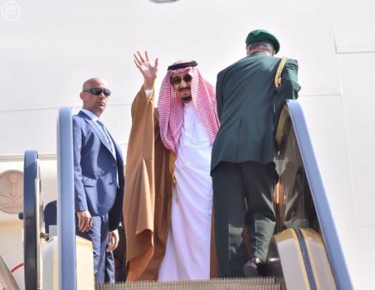 الملك-سلمان-يغادر-الى-مصر (4)