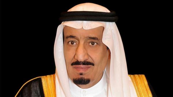 الملك سلمان - رسمية
