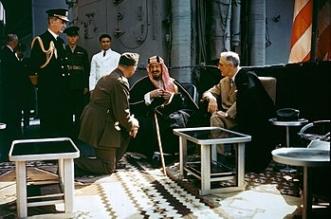"""فيديو جرافيك """"المواطن"""".. أبرز المحطات في تاريخ العلاقات السعودية الأميركية - المواطن"""