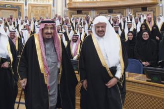 رئيس الشورى: المملكة في عهد الملك سلمان قطعت أشواطاً كبيرة في مجال التنمية - المواطن