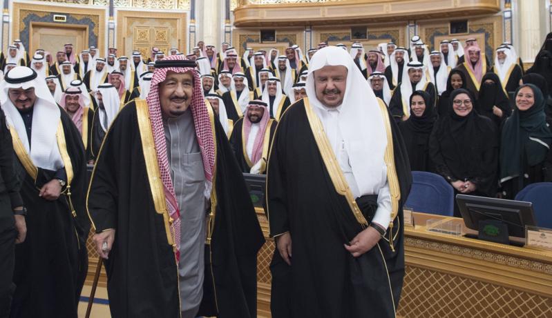 رئيس الشورى: المملكة في عهد الملك سلمان قطعت أشواطاً كبيرة في مجال التنمية