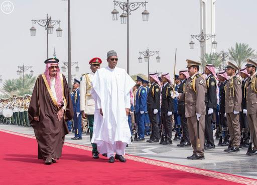 الملك- نيجريا