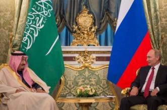الدبلوماسية السعودية تعالج الملفات الساخنة في لقاء الكبار بين الملك سلمان وبوتين - المواطن