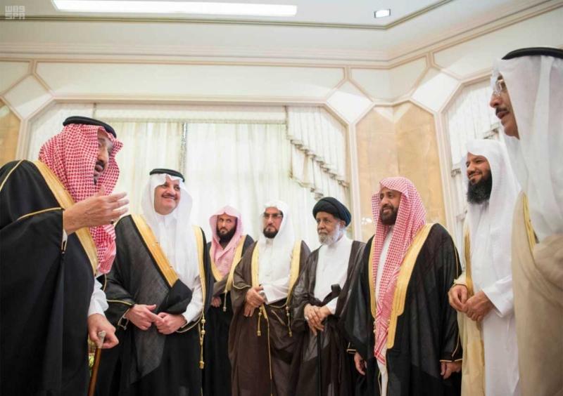 الملك يدشن مشروعات للتنمية بالمنطقة الشرقية1