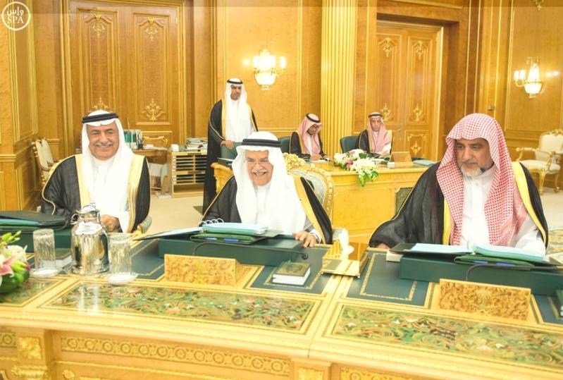 الملك يرأس جلسة الوزراء11