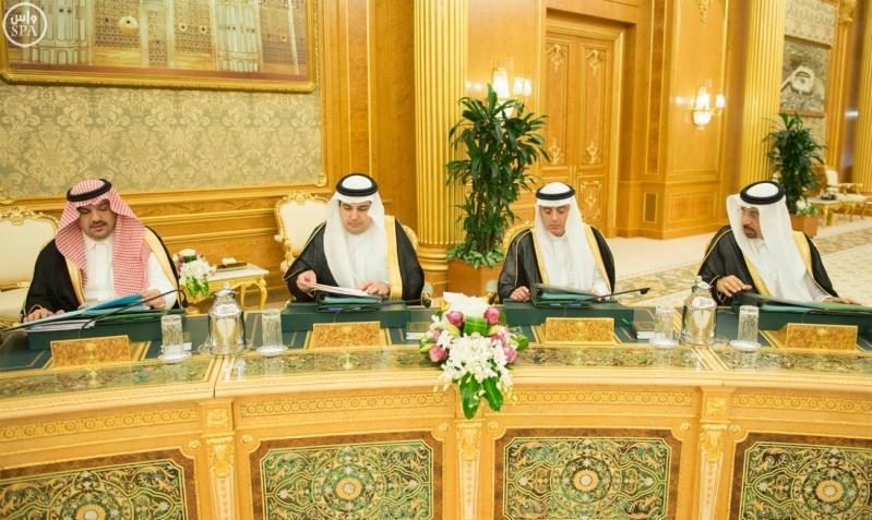 الملك يرأس جلسة الوزراء6